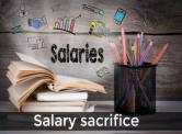 Sacrificed salary
