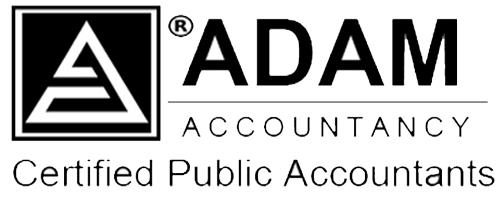Adam Accountancy | Accountants in Slough Logo